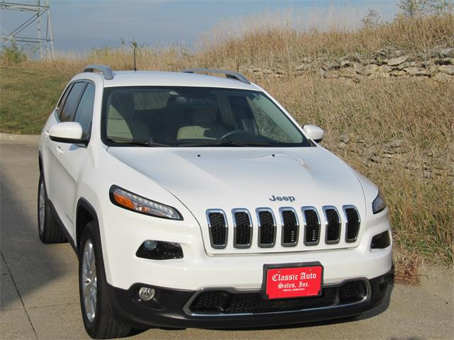 2017 Jeep Cherokee (CC-1416824) for sale in Omaha, Nebraska