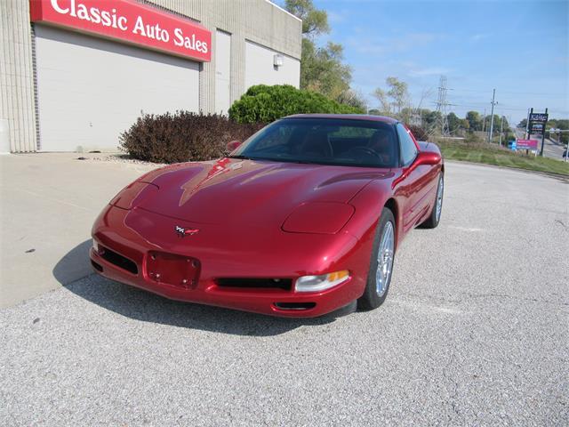 1999 Chevrolet Corvette (CC-1416825) for sale in Omaha, Nebraska