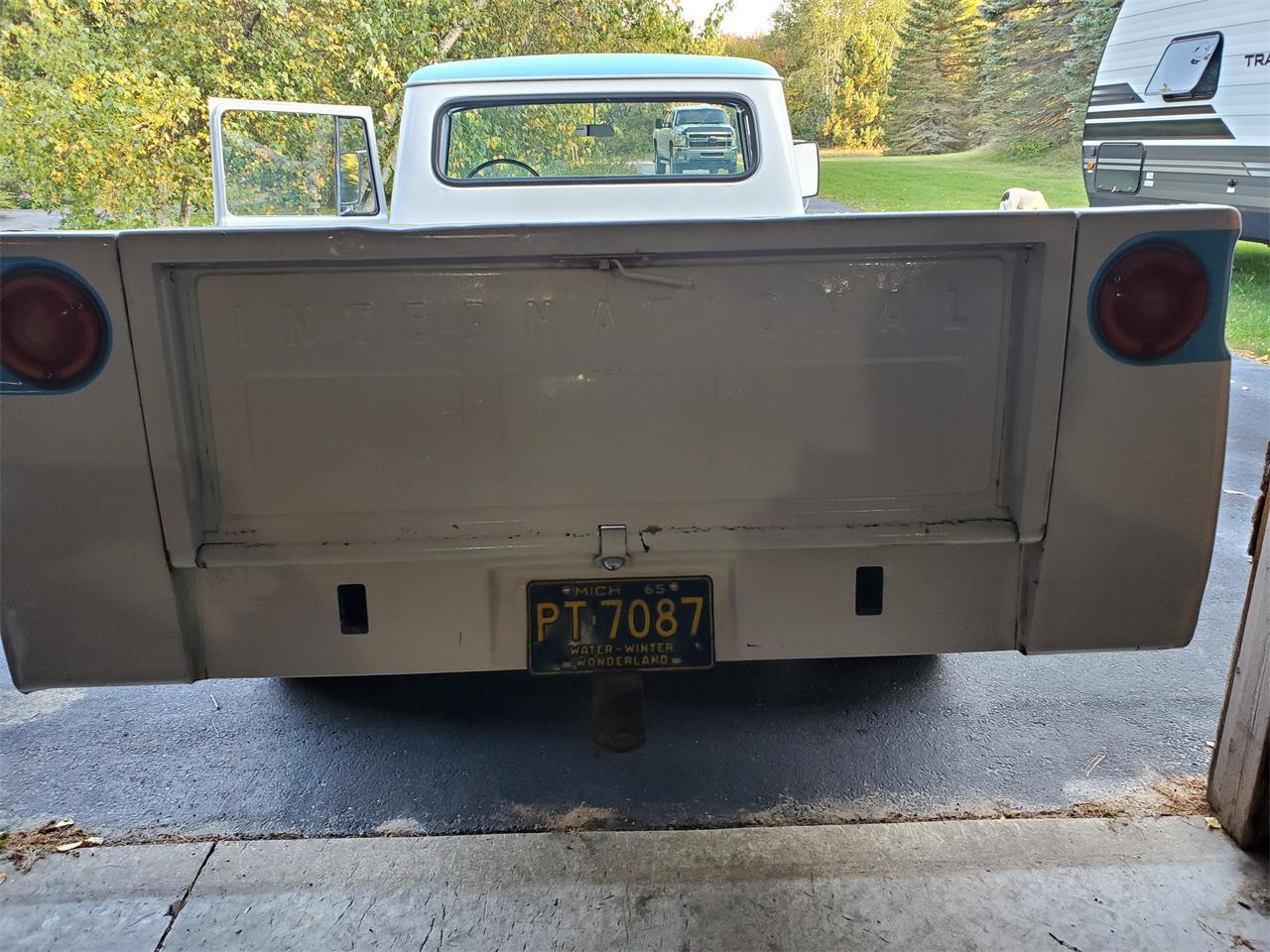 1965 International 1100D (CC-1416830) for sale in Boyne City, Michigan