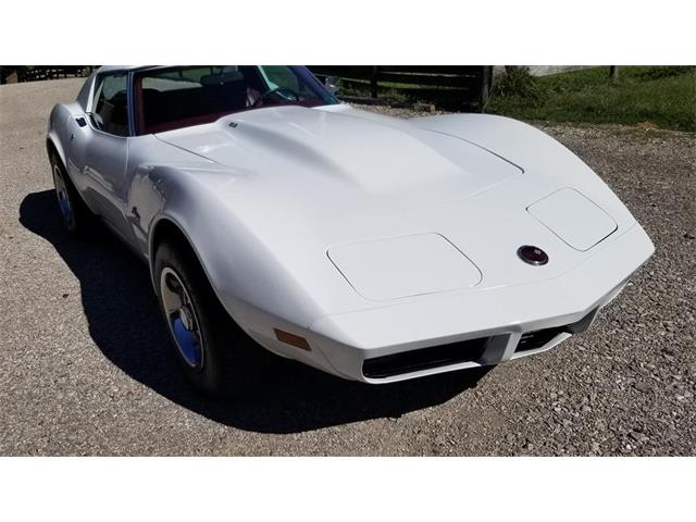 1974 Chevrolet Corvette (CC-1416833) for sale in Red House, West Virginia