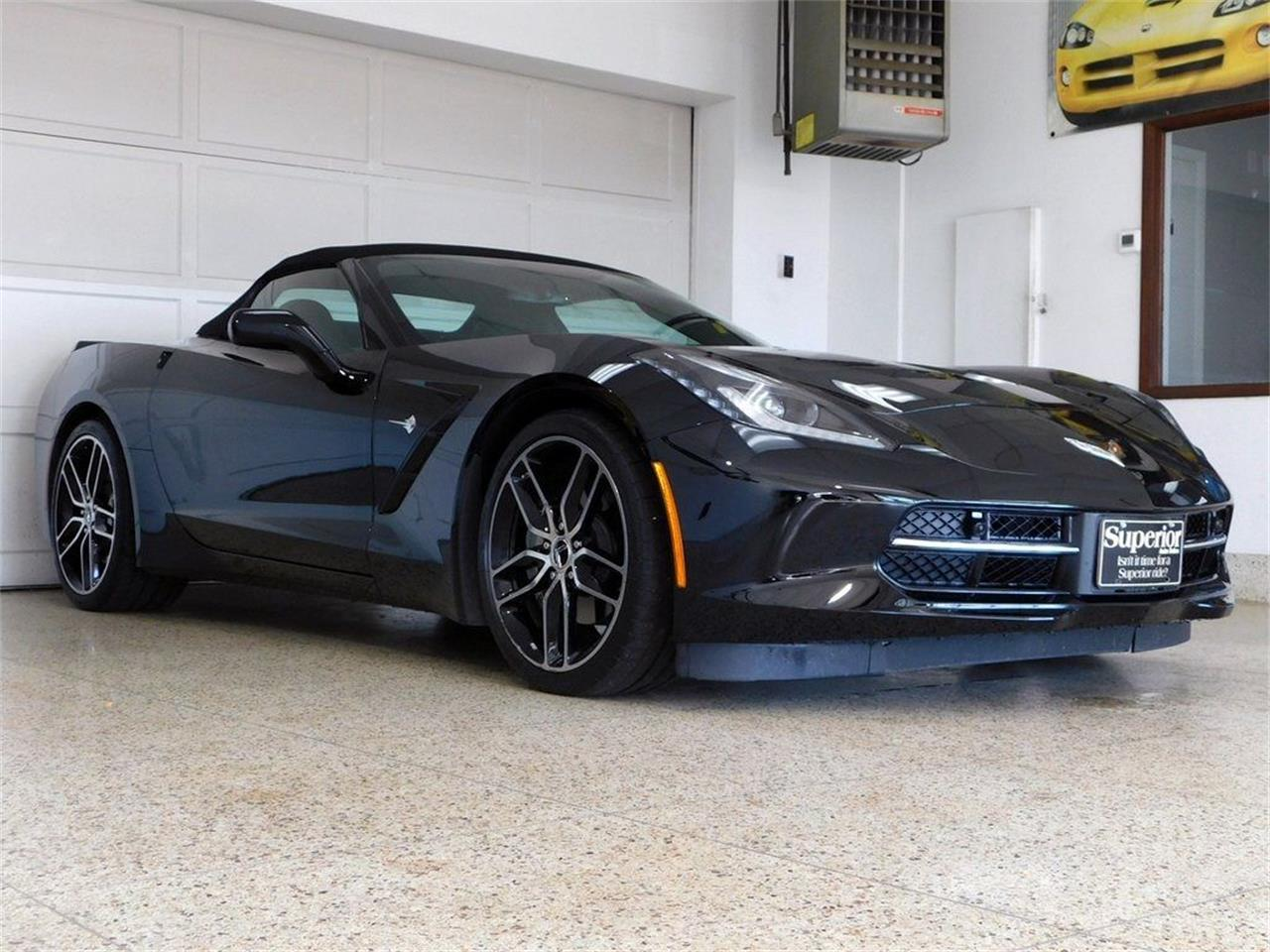 2017 Chevrolet Corvette Stingray (CC-1416850) for sale in Hamburg, New York