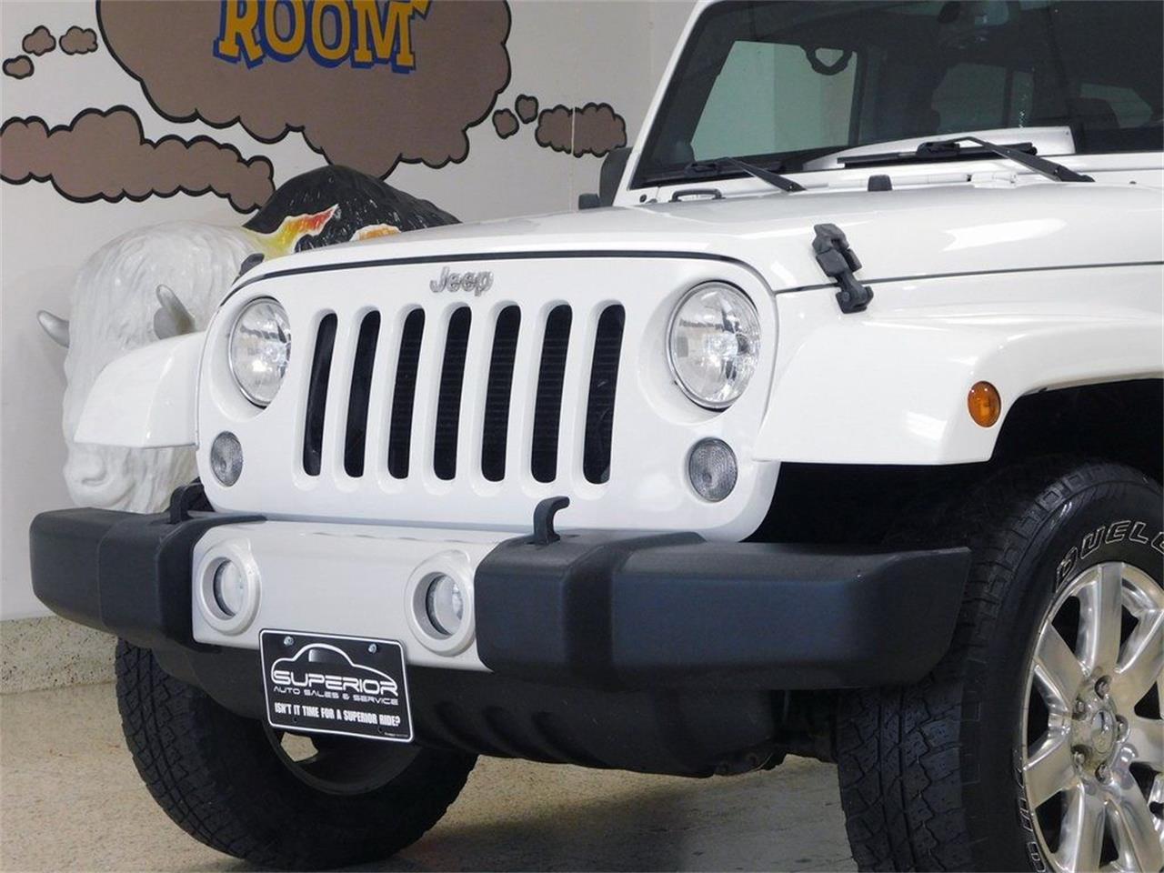 2014 Jeep Wrangler (CC-1416851) for sale in Hamburg, New York