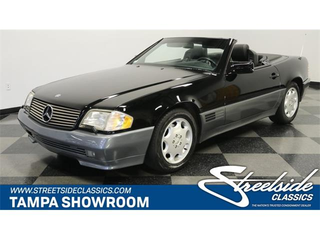 1995 Mercedes-Benz SL500 (CC-1416856) for sale in Lutz, Florida