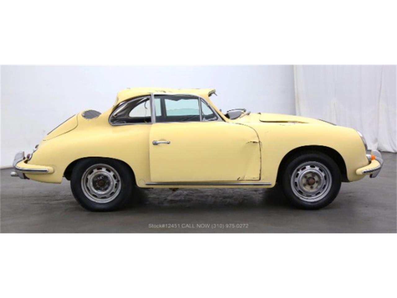 1965 Porsche 356C (CC-1416865) for sale in Beverly Hills, California