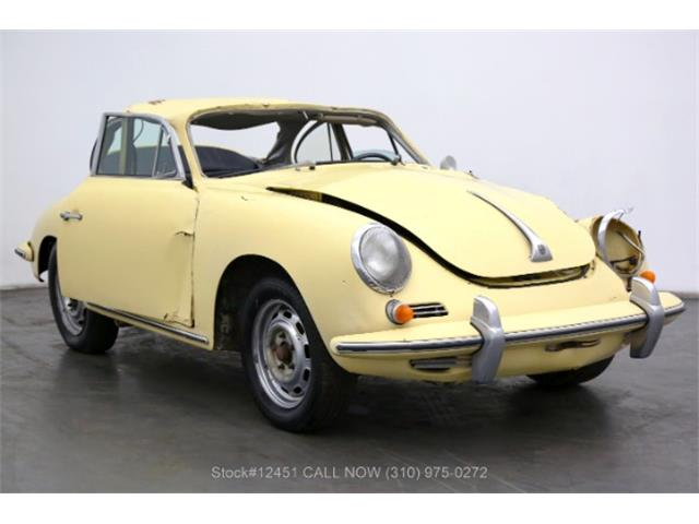 1965 Porsche 356C (CC-1416865) for sale in Beverly Hills, California