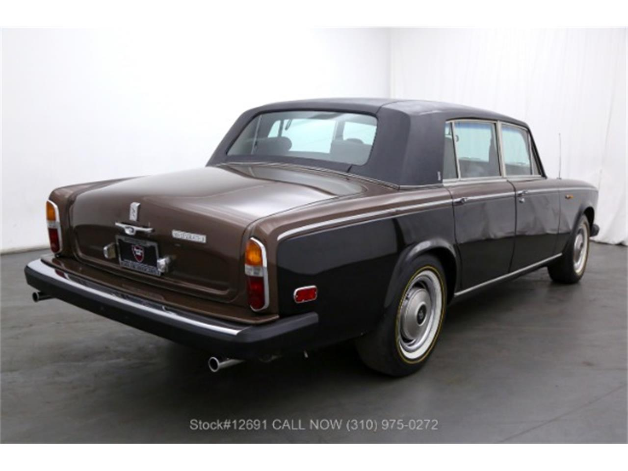 1980 Rolls-Royce Silver Wraith II (CC-1416869) for sale in Beverly Hills, California
