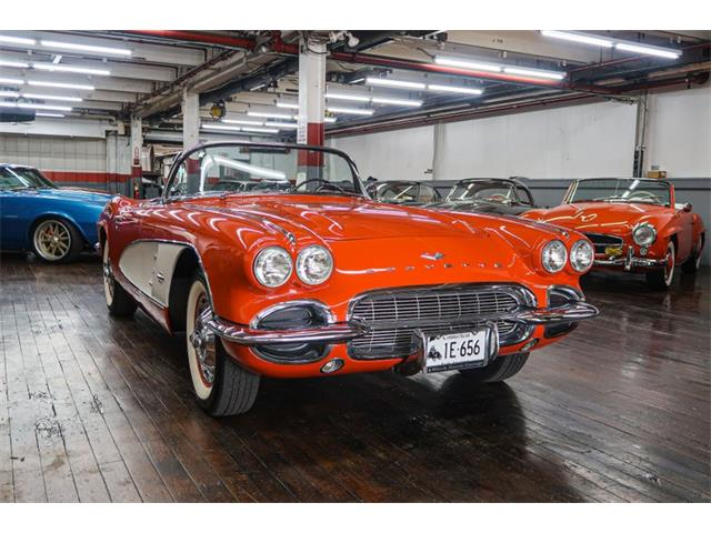 1961 Chevrolet Corvette (CC-1410687) for sale in Bridgeport, Connecticut