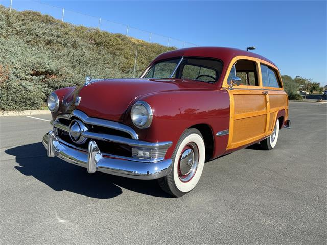 1950 Ford Custom (CC-1416872) for sale in Fairfield, California
