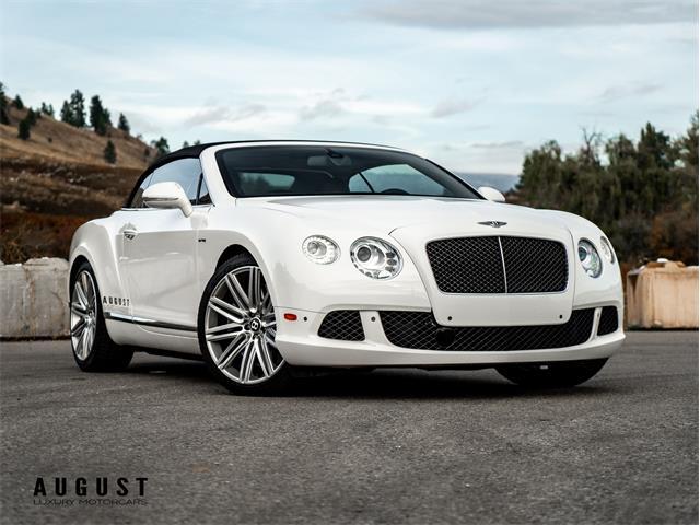 2014 Bentley Continental