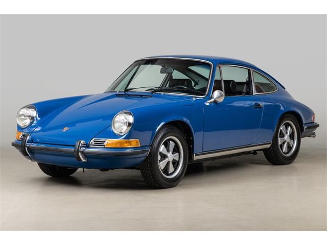 1969 Porsche 911S (CC-1416879) for sale in Scotts Valley, California