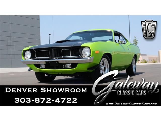 1972 Plymouth Cuda (CC-1416880) for sale in O'Fallon, Illinois