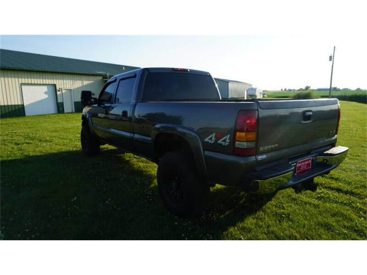 2001 GMC 2500 (CC-1416881) for sale in Clarence, Iowa