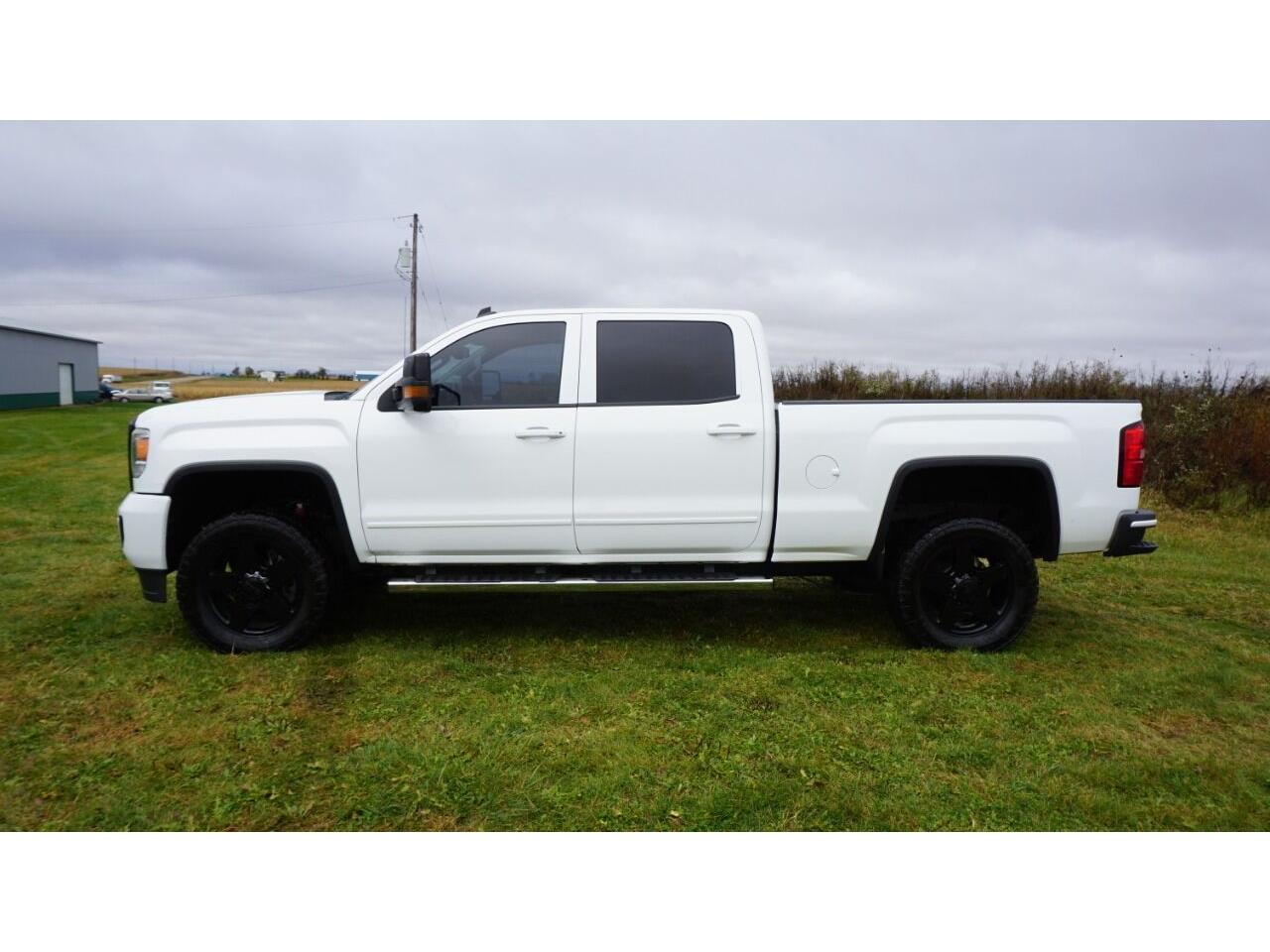 2015 GMC 2500 (CC-1416883) for sale in Clarence, Iowa