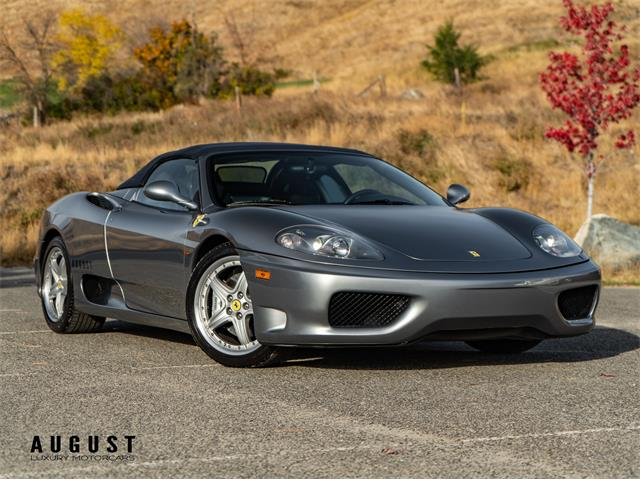 2004 Ferrari 360 (CC-1416885) for sale in Kelowna, British Columbia