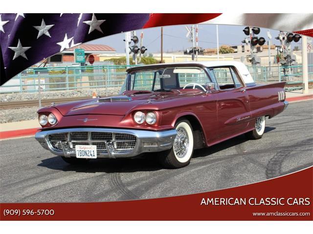 1960 Ford Thunderbird (CC-1416889) for sale in La Verne, California