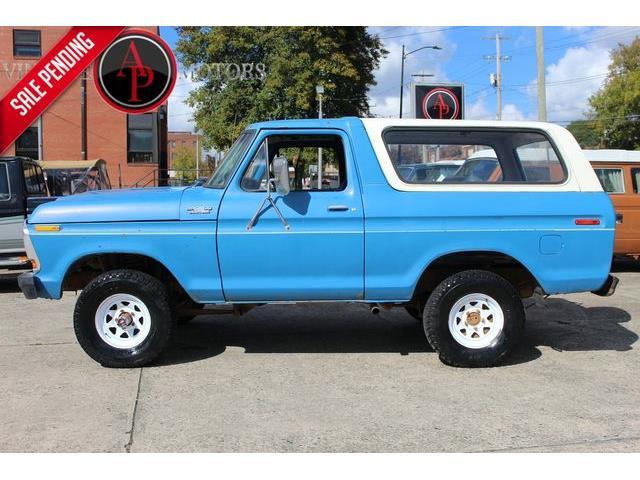 1978 Ford Bronco (CC-1416892) for sale in Statesville, North Carolina