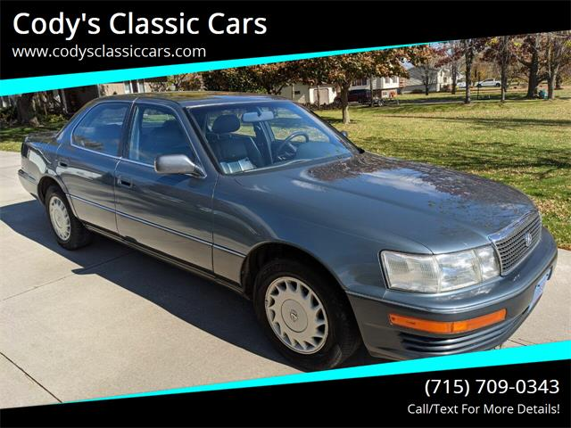 1990 Lexus LS400 (CC-1416896) for sale in Stanley, Wisconsin