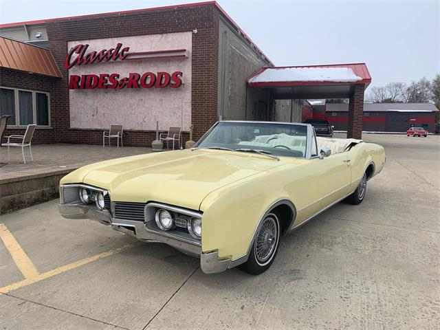 1967 Oldsmobile Delta 88 (CC-1416898) for sale in Annandale, Minnesota