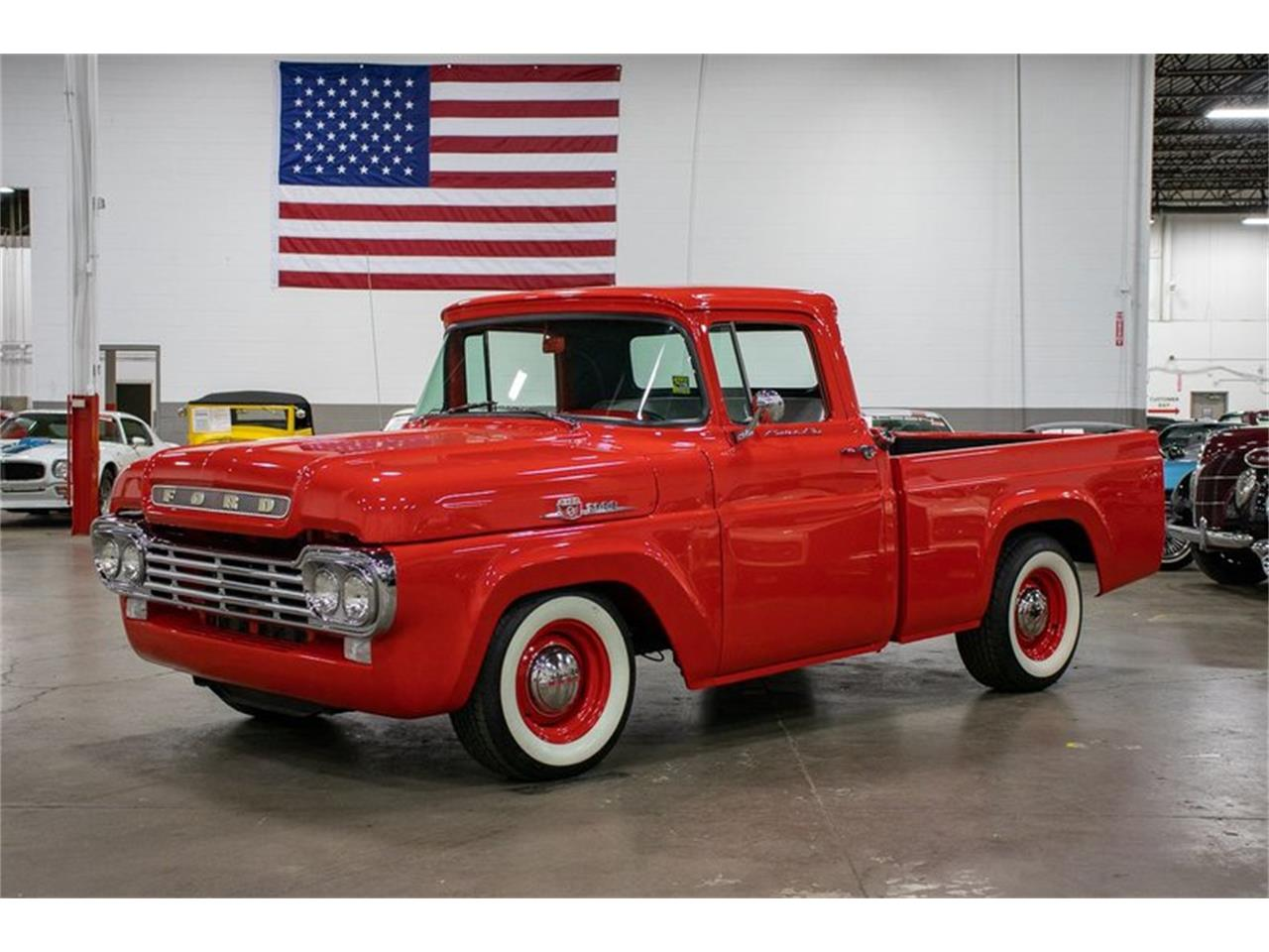 1959 Ford F100 (CC-1410069) for sale in Kentwood, Michigan