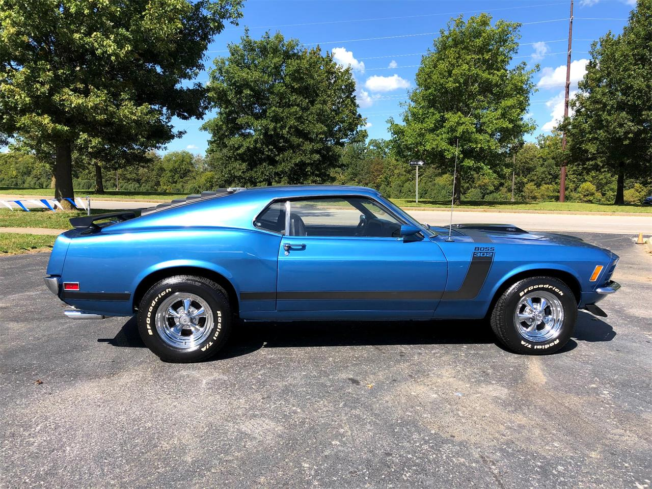 1970 Ford Mustang (CC-1410690) for sale in Paris , Kentucky