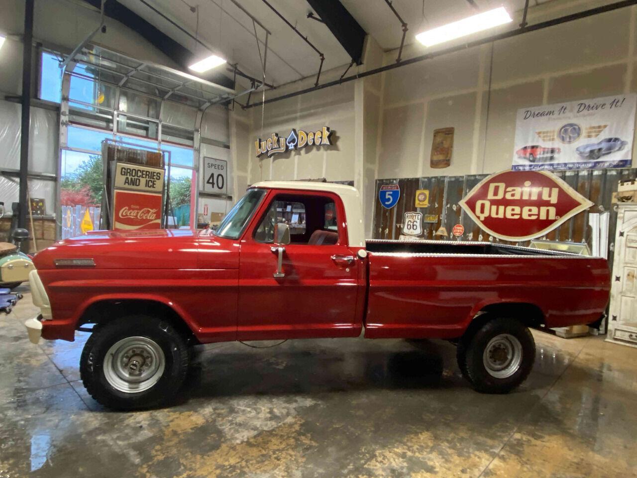1967 Ford F250 (CC-1416900) for sale in Redmond, Oregon
