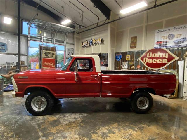 1967 Ford F250 (CC-1416900) for sale in Redmond, Oregon