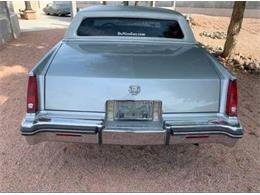 1981 Cadillac Eldorado (CC-1416906) for sale in Cadillac, Michigan