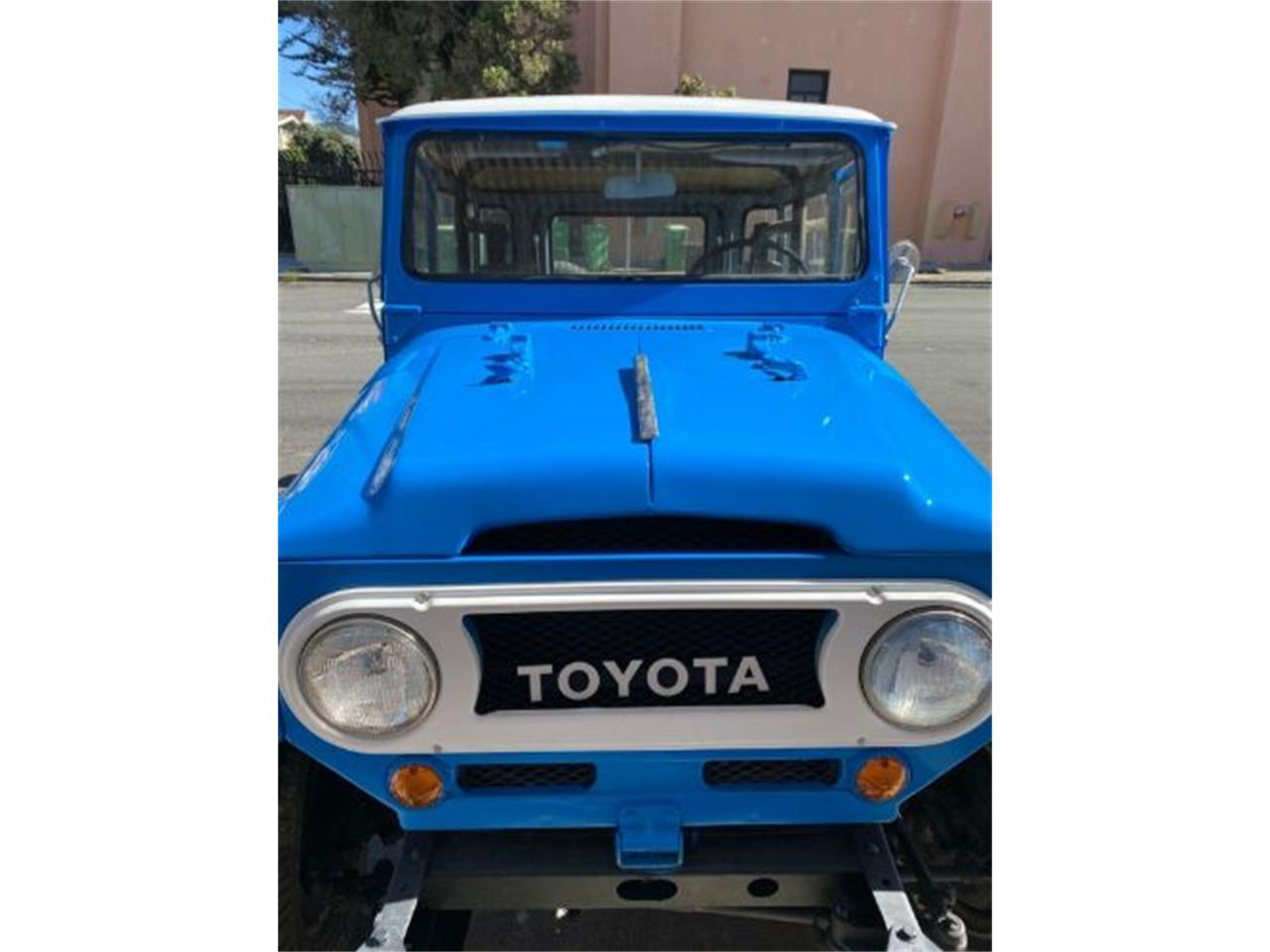 1969 Toyota Land Cruiser FJ (CC-1416907) for sale in Cadillac, Michigan