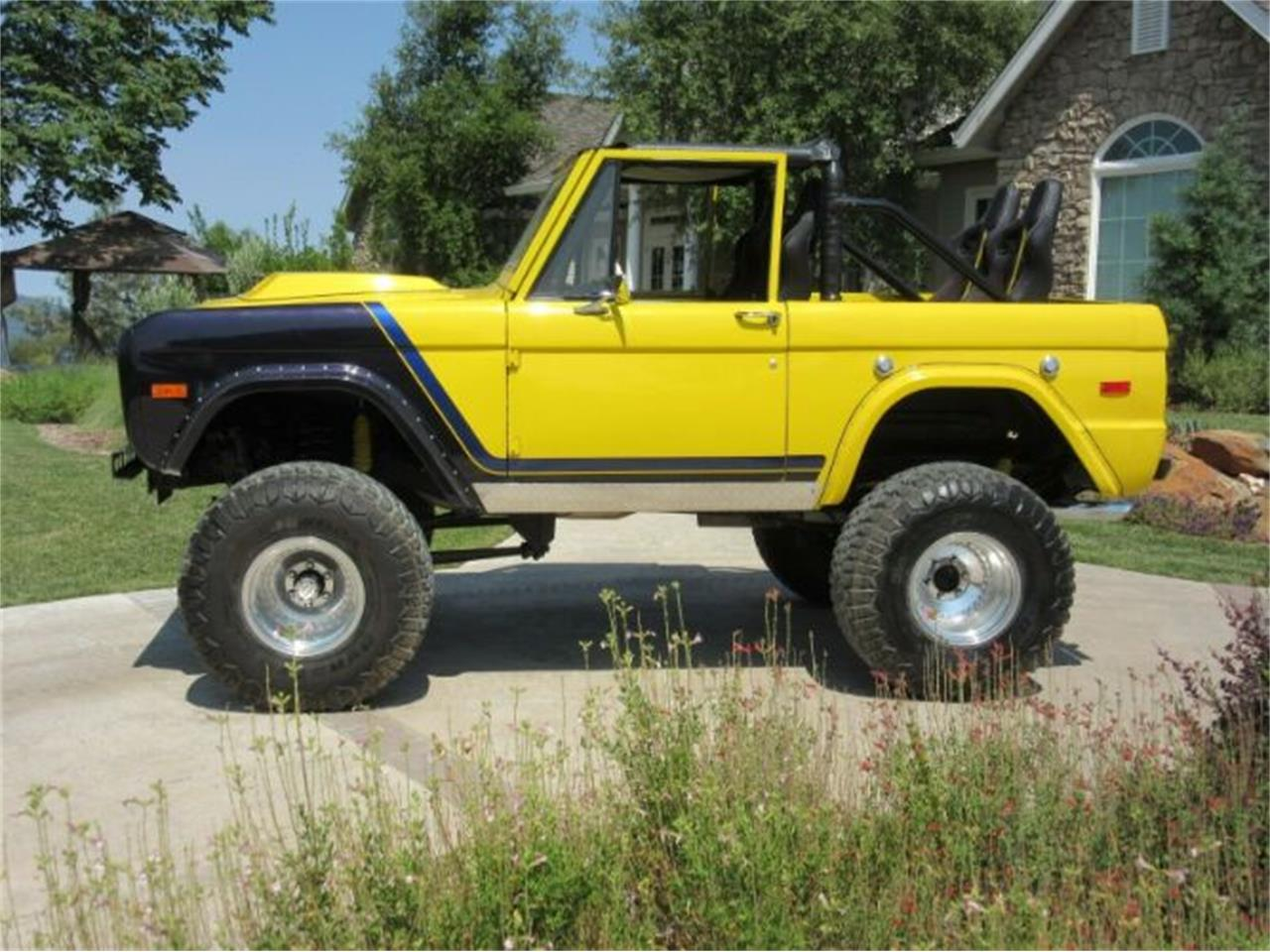1972 Ford Bronco (CC-1416921) for sale in Cadillac, Michigan