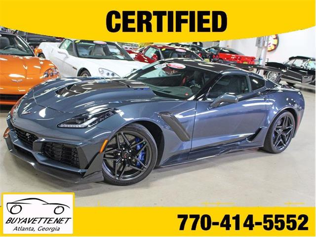 2019 Chevrolet Corvette (CC-1416924) for sale in Atlanta, Georgia