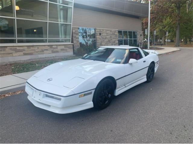 1989 Chevrolet Corvette (CC-1416931) for sale in Cadillac, Michigan