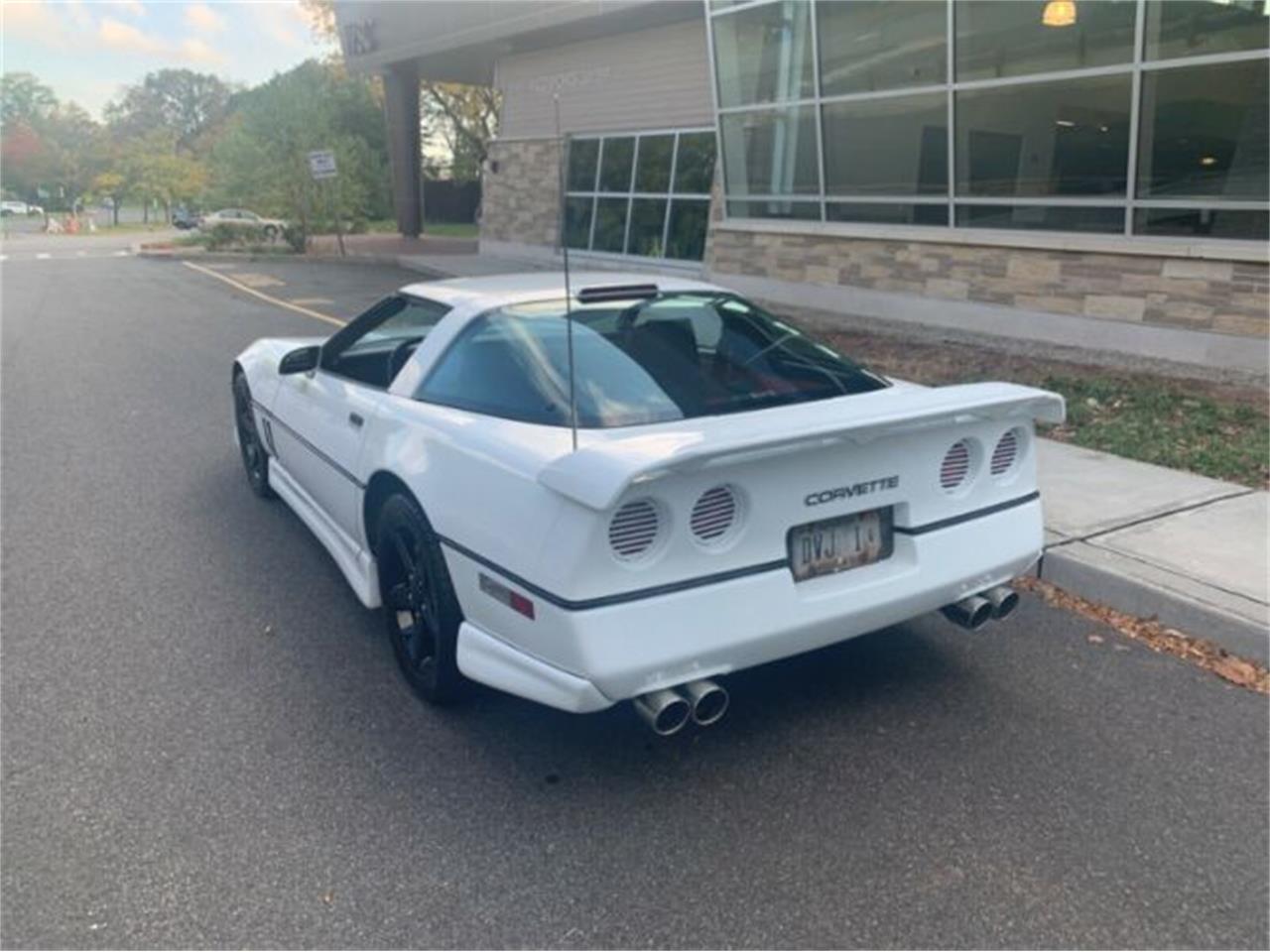1989 Chevrolet Corvette (CC-1416931) for sale in Cadillac, Michigan