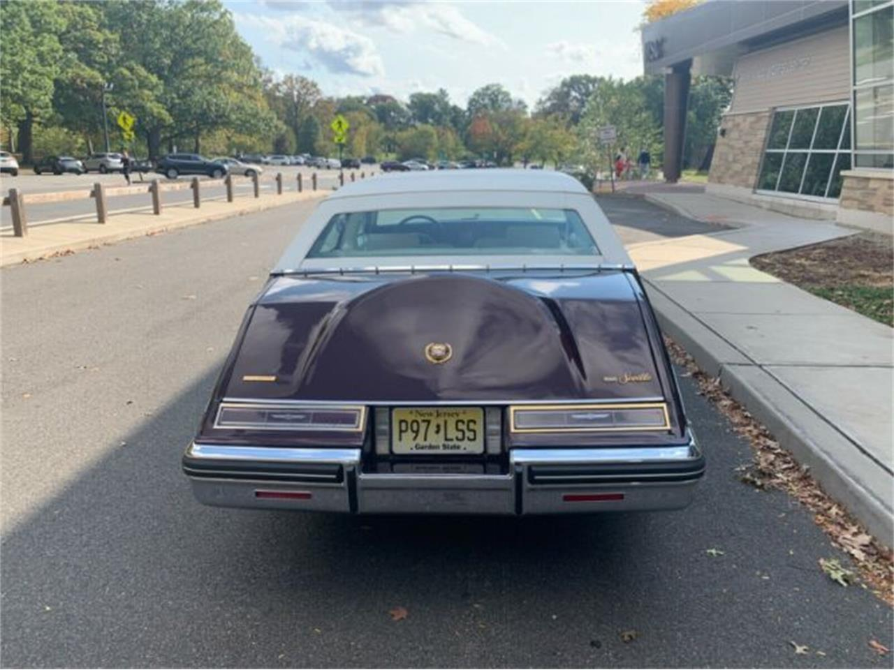1985 Cadillac Seville (CC-1416932) for sale in Cadillac, Michigan