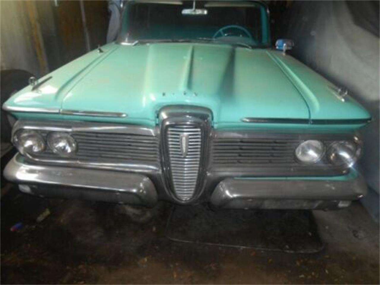 1959 Edsel Sedan (CC-1416933) for sale in Cadillac, Michigan