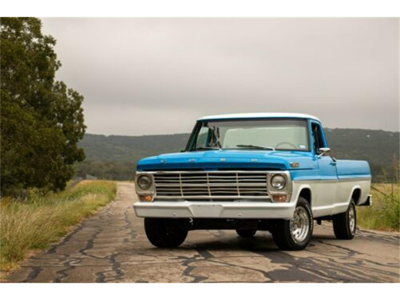 1969 Ford F100 (CC-1416938) for sale in Cadillac, Michigan