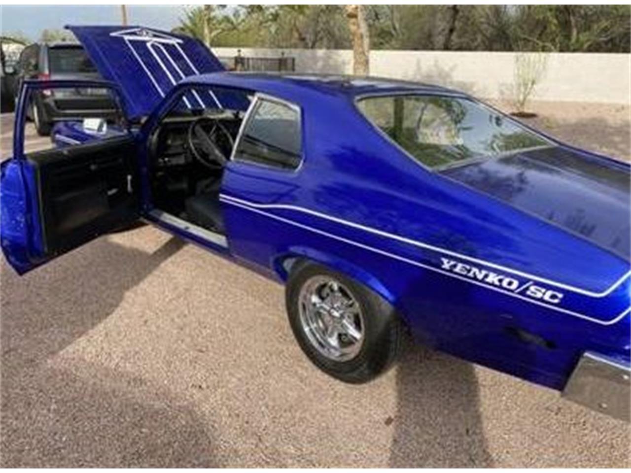 1973 Chevrolet Nova (CC-1416941) for sale in Cadillac, Michigan