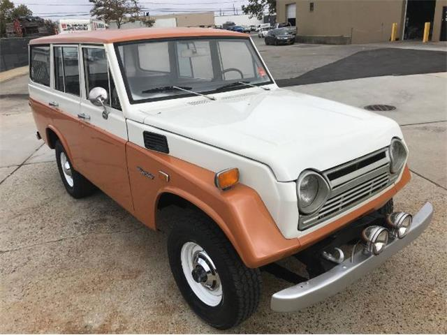 1972 Toyota Land Cruiser FJ (CC-1416944) for sale in Cadillac, Michigan