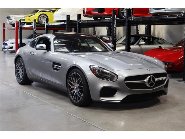 2016 Mercedes-Benz AMG (CC-1416947) for sale in San Carlos, California