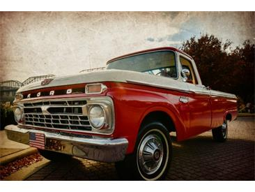 1966 Ford F100 (CC-1416953) for sale in Cadillac, Michigan