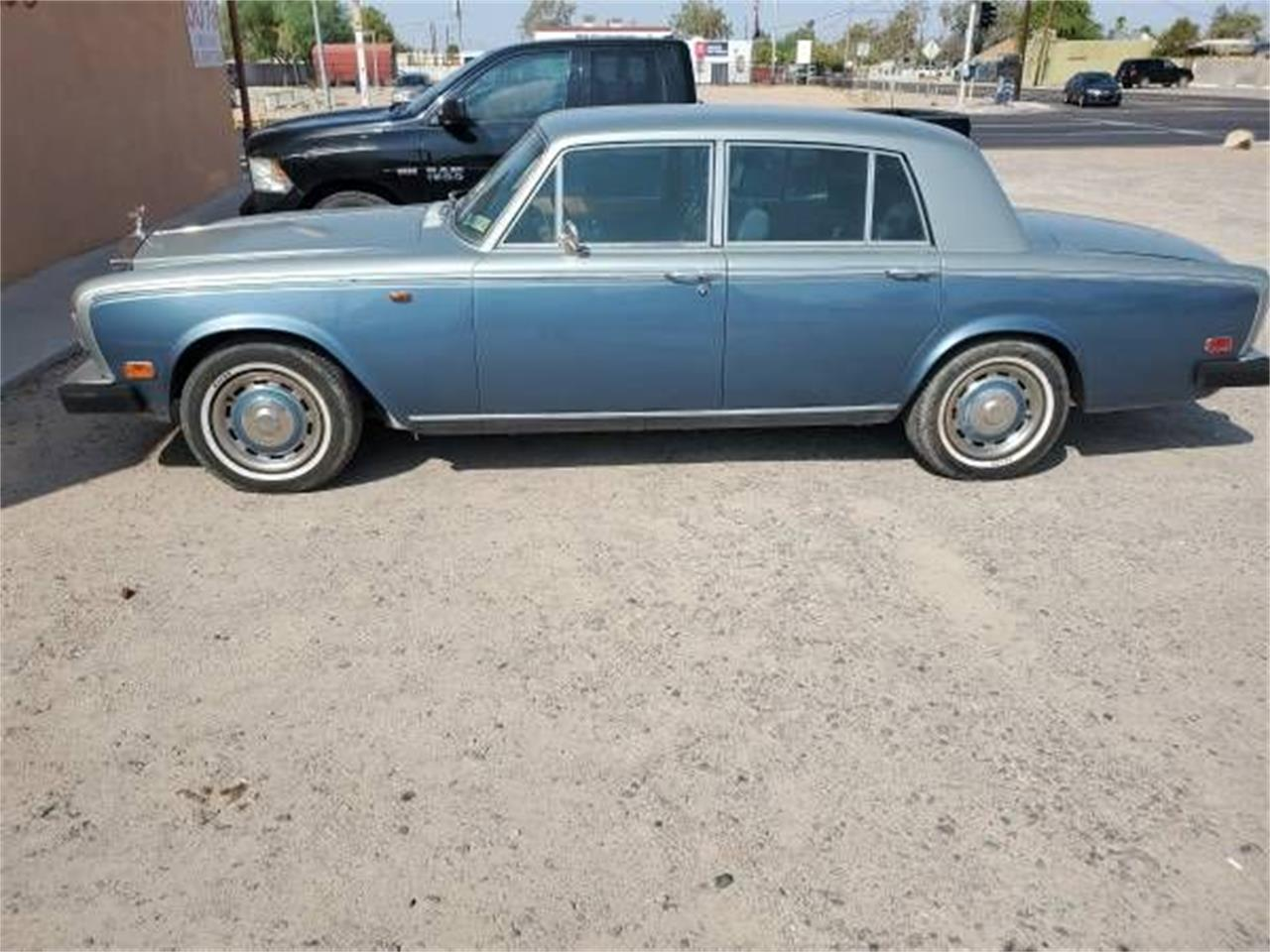 1976 Rolls-Royce Silver Shadow (CC-1416957) for sale in Cadillac, Michigan