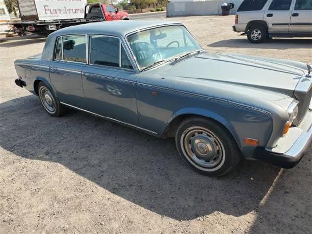 1976 Rolls-Royce Silver Shadow (CC-1416957) for sale in Cadillac, Michigan
