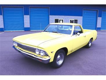 1966 Chevrolet El Camino (CC-1416959) for sale in Cadillac, Michigan