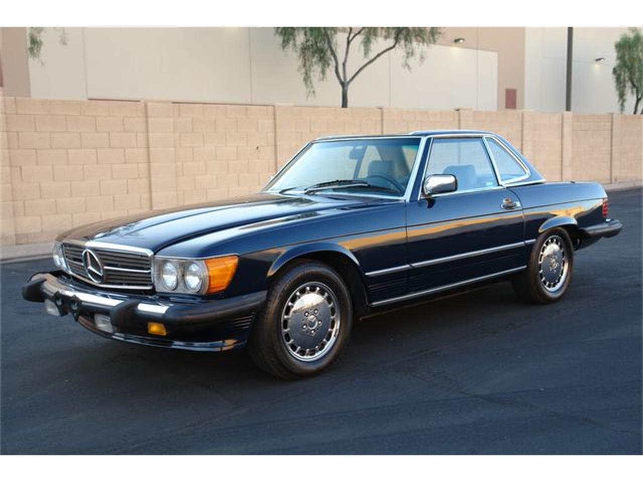 1987 Mercedes-Benz 560 (CC-1416960) for sale in Phoenix, Arizona