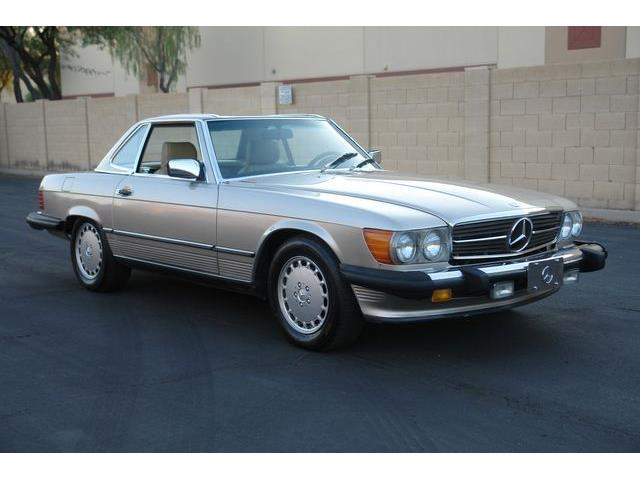 1988 Mercedes-Benz 560 (CC-1416961) for sale in Phoenix, Arizona