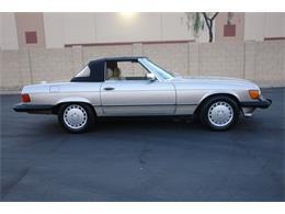 1988 Mercedes-Benz 560 (CC-1416961) for sale in Phoenix, Arizona
