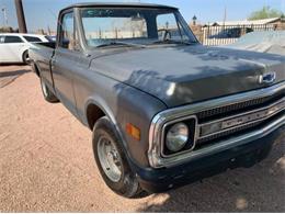 1969 Chevrolet Blazer (CC-1416969) for sale in Cadillac, Michigan