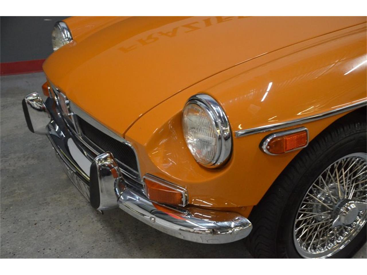 1974 MG MGB (CC-1416970) for sale in Lebanon, Tennessee