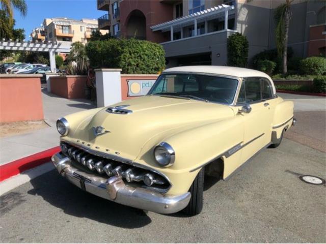 1954 DeSoto Firedome (CC-1416973) for sale in Cadillac, Michigan