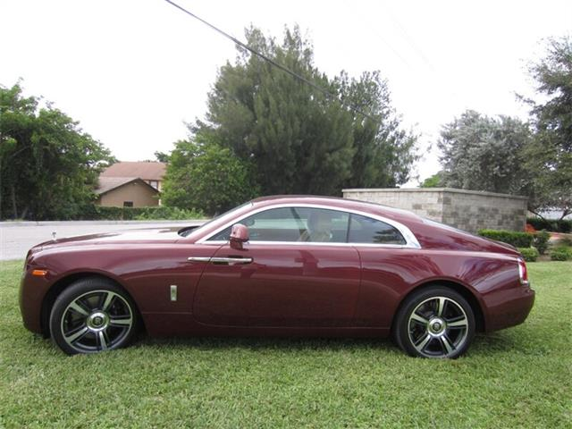 2014 Rolls-Royce Silver Wraith (CC-1416974) for sale in Delray Beach, Florida