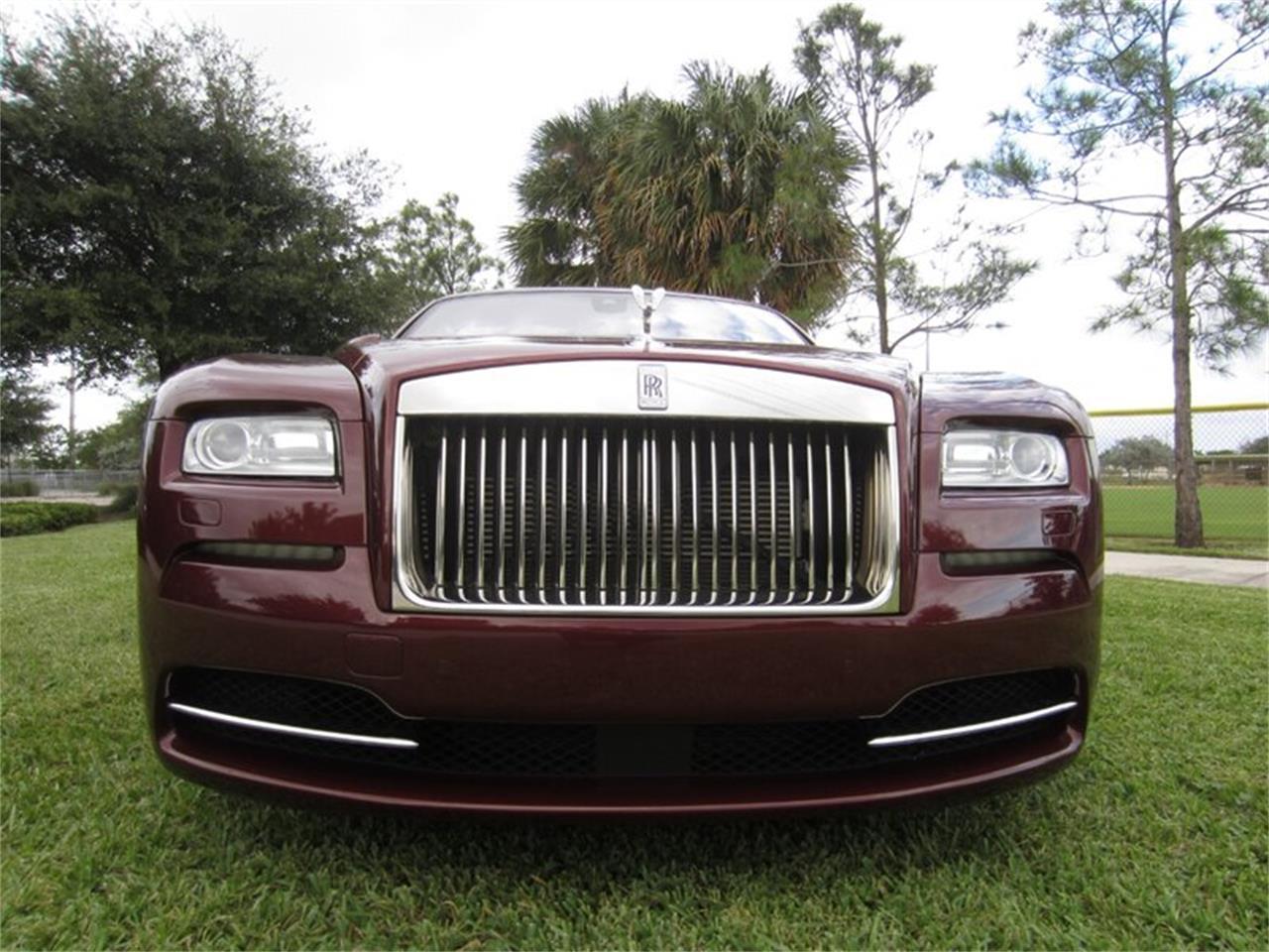 2014 Rolls-Royce Silver Wraith (CC-1416974) for sale in Delray Beach, Florida